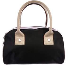 Lancel Nylon Mini Handbag