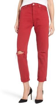 Citizens of Humanity Women's Liya High Waist Slim Boyfriend Jeans