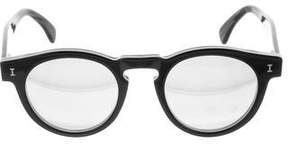 Illesteva Reflective Leonard Sunglasses