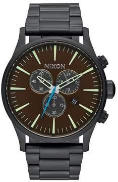 Nixon Men's Sentry Bracelet Watch
