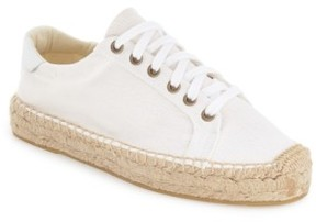 Soludos Women's Espadrille Platform Sneaker