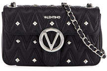 Mario Valentino Valentino By Poisson D Sauvage Shoulder Bag