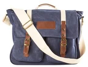 Cathy's Concepts Monogram Messenger Bag - Blue
