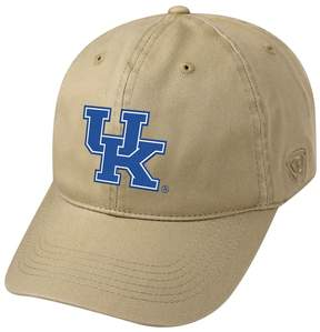 Top of the World Adult Kentucky Wildcats Crew Adjustable Cap