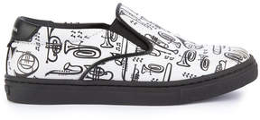 Dolce & Gabbana Leather slip-on shoes - Jazz