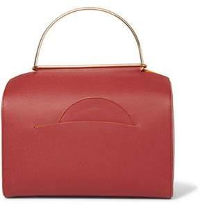 Roksanda Bag No. 1 Textured-Leather Tote