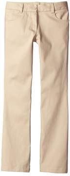 Nautica Bootcut Twill Pants Girl's Casual Pants