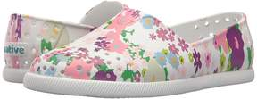 Native Verona Print Girl's Shoes
