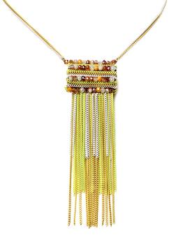 Amrita Singh Women's Sunny Fringe Choker Necklace