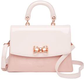 Ted Baker Lilacc Leather Lady Satchel Bag
