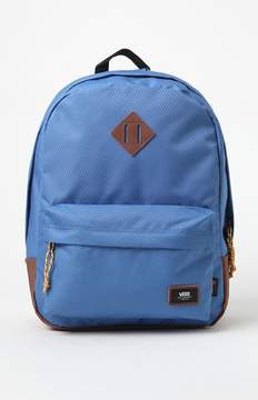 Vans Old Skool Plus Blue & Brown Laptop Backpack