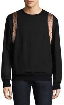 MCM Monogram Cotton Sweater