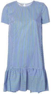 Baum und Pferdgarten pinstriped shift dress