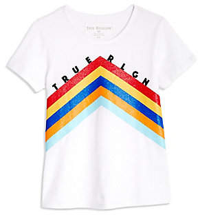 True Religion UP AND ARROW TODDLER/LITTLE KIDS TEE