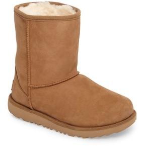 UGG Girl's Classic Short Ii Waterproof Boot