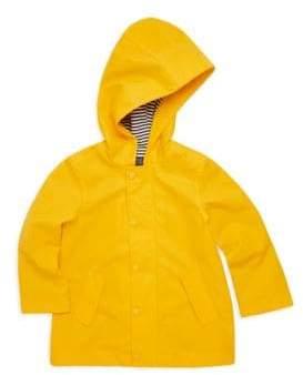 Ralph Lauren Toddler's& Little Girl's Raincoat