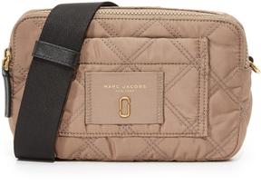 Marc Jacobs Nylon Knot Cross Body Bag - BLACK - STYLE