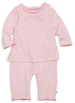 Absorba Baby's Two-Piece Tank Top & Coverall Set