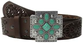 Ariat Southwest Cross Buckle Pierced Belt Women's Belts