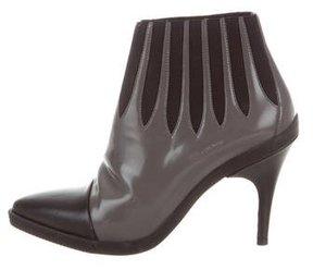 Louis Vuitton Cap-Toe Ankle Boots