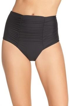 Becca Women's Color Code High Waist Bikini Bottoms