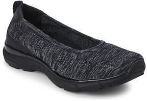 Vionic Black Flex Aviva Knit Flats