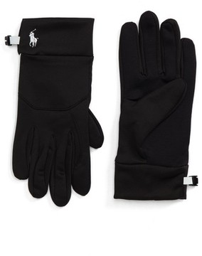 Polo Ralph Lauren Men's Classic Sport Tech Gloves
