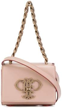Emilio Pucci logo plaque shoulder bag
