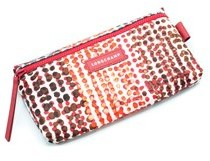Longchamp Women's Le Pliage Néo Fantaisie Polka Red Clutch. - RED - STYLE