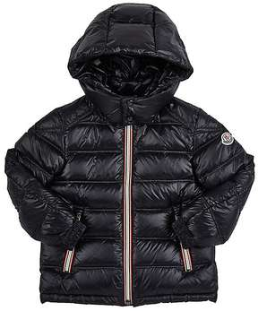 Moncler Kids' Gaston Channel-Quilted Coat