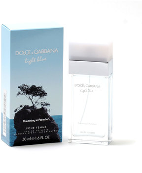Dolce & Gabbana Light Blue Dreaming in Portofino for Women Eau de Toilette Spray, 1.7 oz./ 50 mL