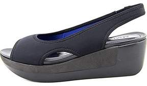 Kenneth Cole Womens Pepea Play Open Toe Casual Platform Sandals.