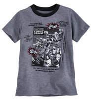 Disney Marvel Comics Group Ringer T-Shirt for Kids