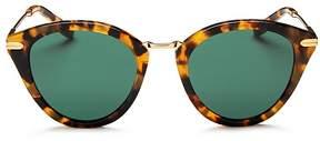 Sonix Quinn Round Sunglasses, 48mm