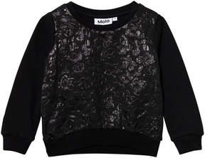 Molo Black Maya Sweater