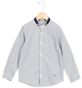 Little Marc Jacobs Boys' Striped Button-Up Shirt