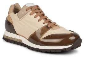 Acne Studios Jimmy Low Leather Sneakers