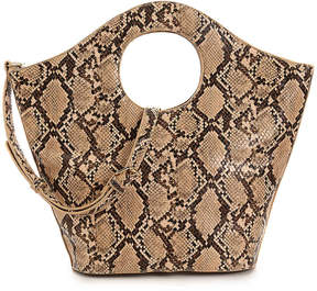 Urban Expressions Ring Snake Satchel - Women's