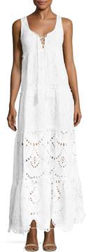 Calypso St. Barth Women's Nelcira Lace Maxi Dress