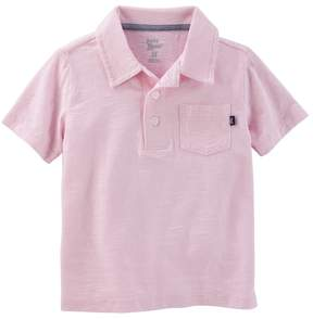 Osh Kosh Oshkosh Bgosh Toddler Boy Pocket Polo