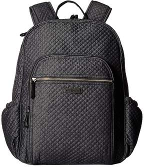 Vera Bradley Iconic Campus Backpack Backpack Bags - DENIM NAVY - STYLE