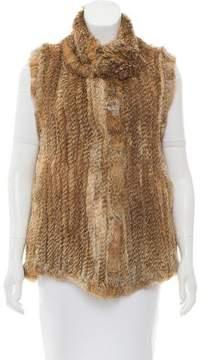 Calypso Kiesza Fur Vest