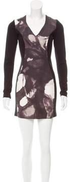 Doo.Ri Silk Printed Dress