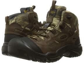 Keen Braddock Mid Waterproof Soft Toe Men's Work Lace-up Boots
