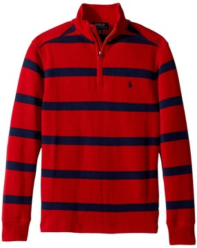 Polo Ralph Lauren Striped French-Rib Pullover Boy's Clothing