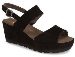 Gabor Women's Two-Strap Sandal