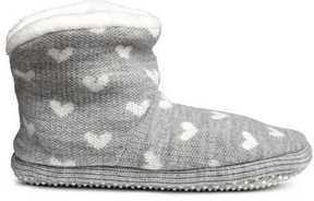 H&M Knit Slippers