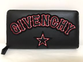 Givenchy Western Logo Wallet