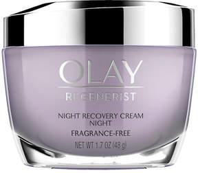 Olay Regenerist Night Recovery Night Cream Face Moisturizer Fragrance-Free