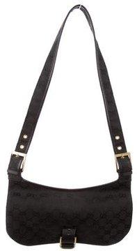 Gucci GG Shoulder Bag - BLACK - STYLE
